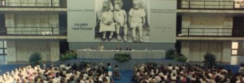 "<h1 style=""text-align: center;"">1988</h1> <h5 style=""text-align: center;"">""Children and their systems"" il Congresso della SIPPR</h5>"