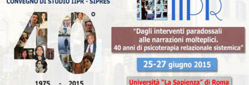 "<h1 style=""text-align: center;"">2015</h1> <h5 style=""text-align: center;"">Il quarantennale dell'IIPR</h5>"